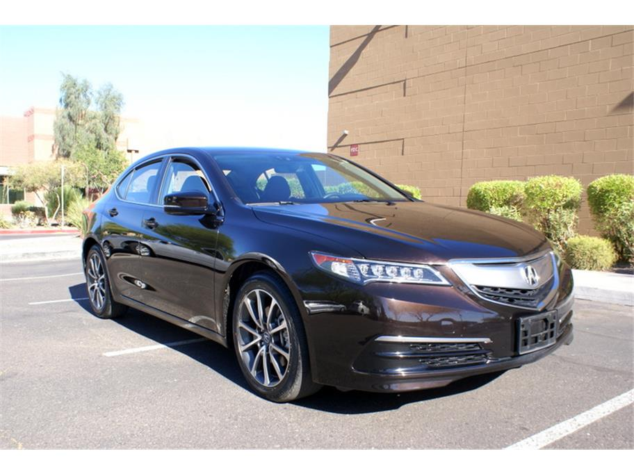 2015 Acura TLX from Online Automotive Group