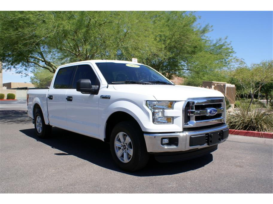 2016 Ford F150 SuperCrew Cab from Online Automotive Group