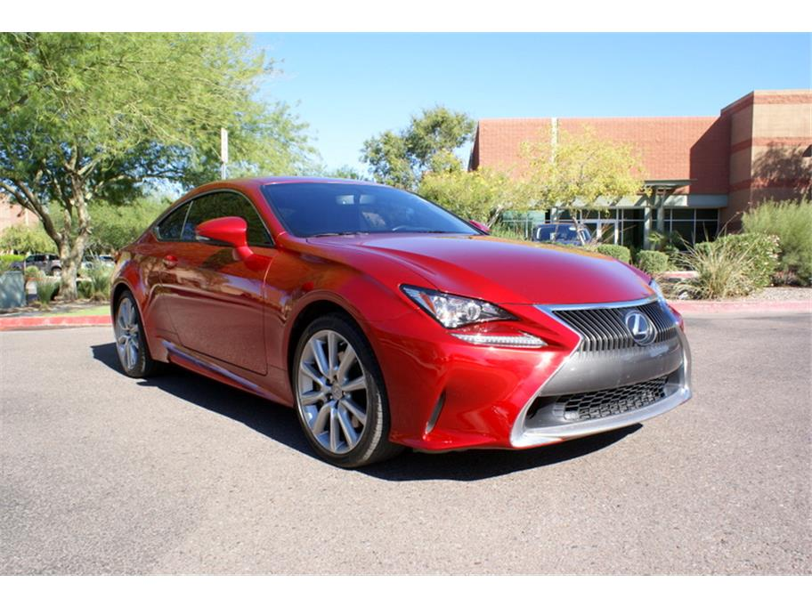 2015 Lexus RC from Online Automotive Group