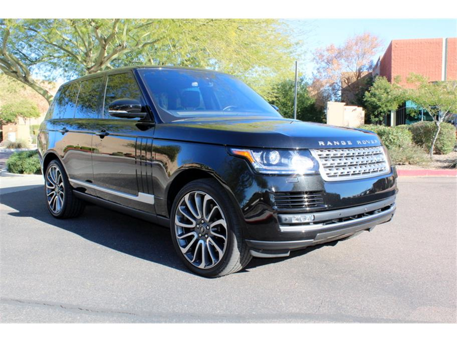 2016 Land Rover Range Rover from Online Automotive Group