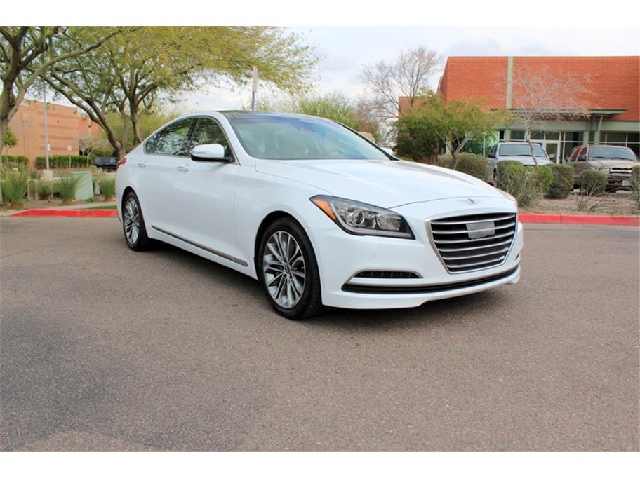 2015 Hyundai Genesis from Online Automotive Group