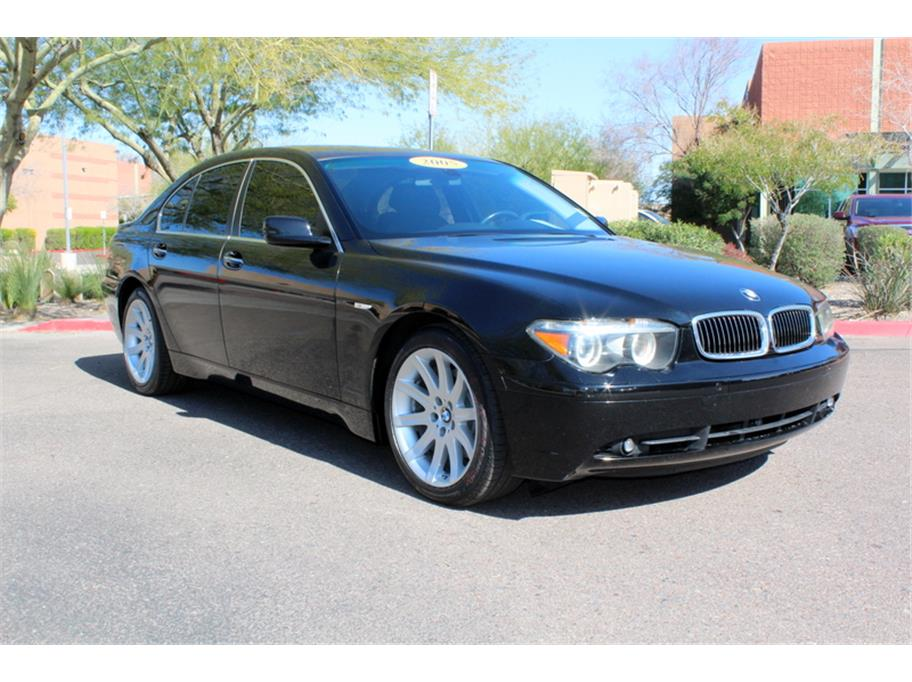 2005 BMW 7 Series from Online Automotive Group