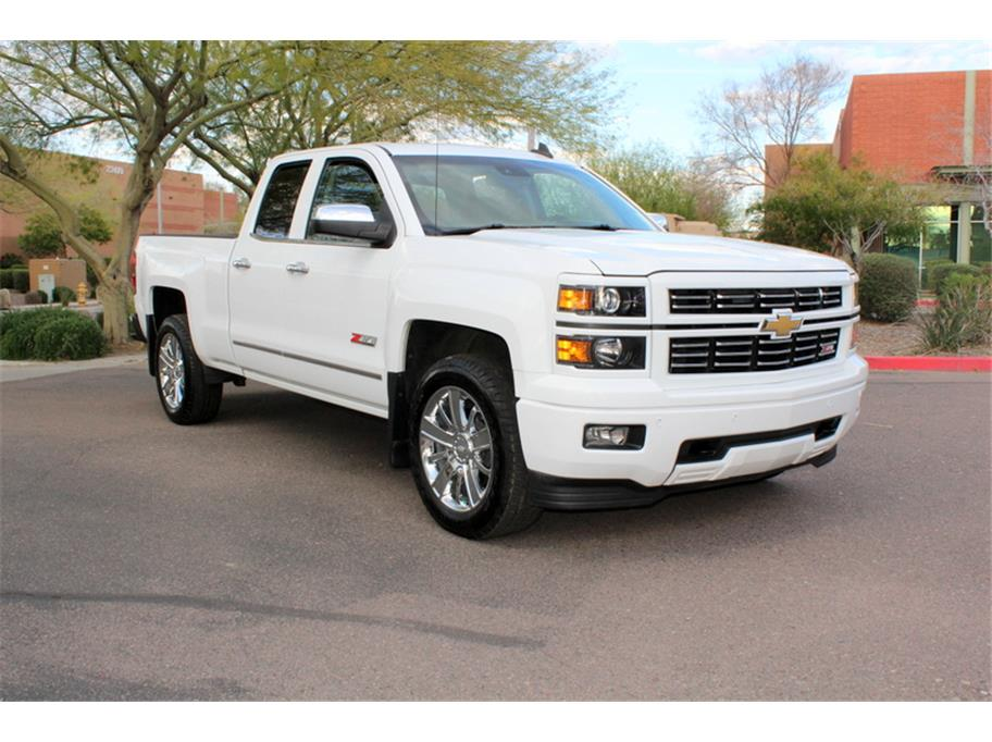 2015 Chevrolet Silverado 1500 Double Cab from Online Automotive Group