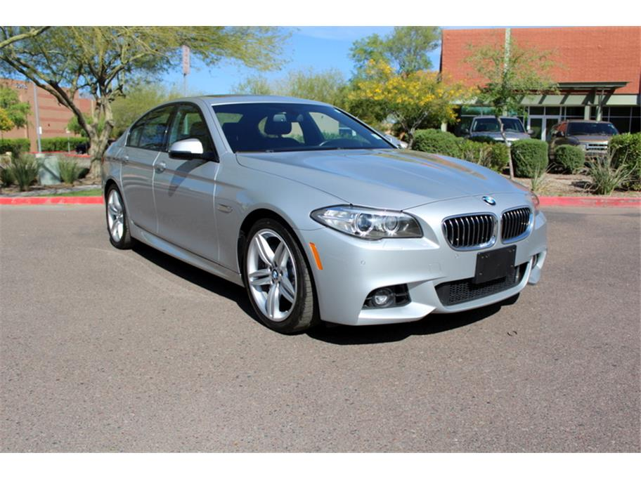 2015 BMW 5 Series from Online Automotive Group