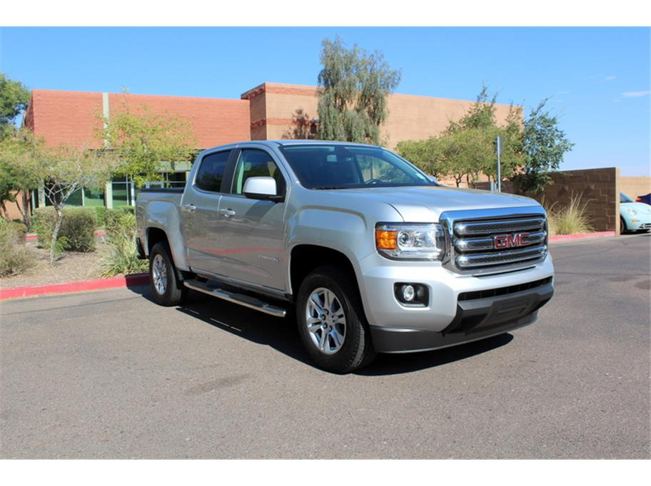 2019 GMC Canyon Crew Cab from Online Automotive Group
