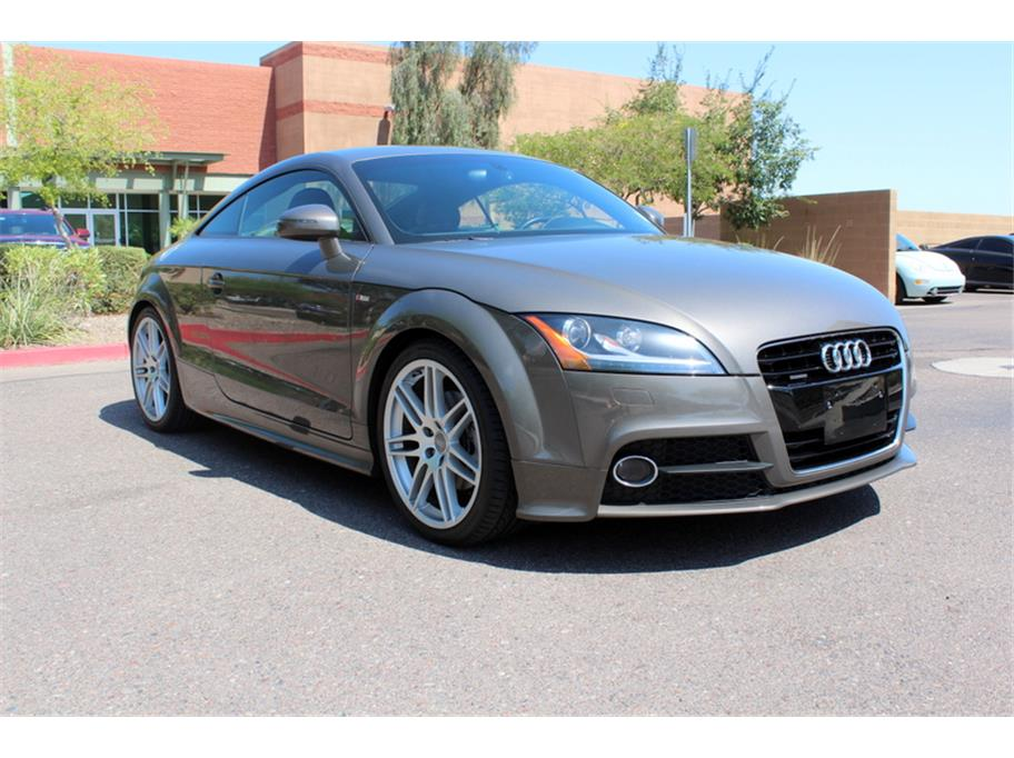 2012 Audi TT from Online Automotive Group