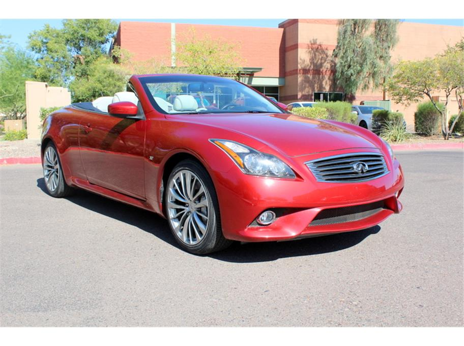 2015 Infiniti Q60 from Online Automotive Group