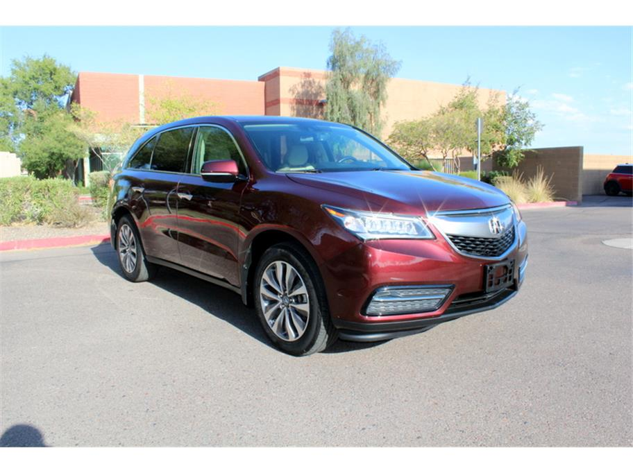 2014 Acura MDX from Online Automotive Group