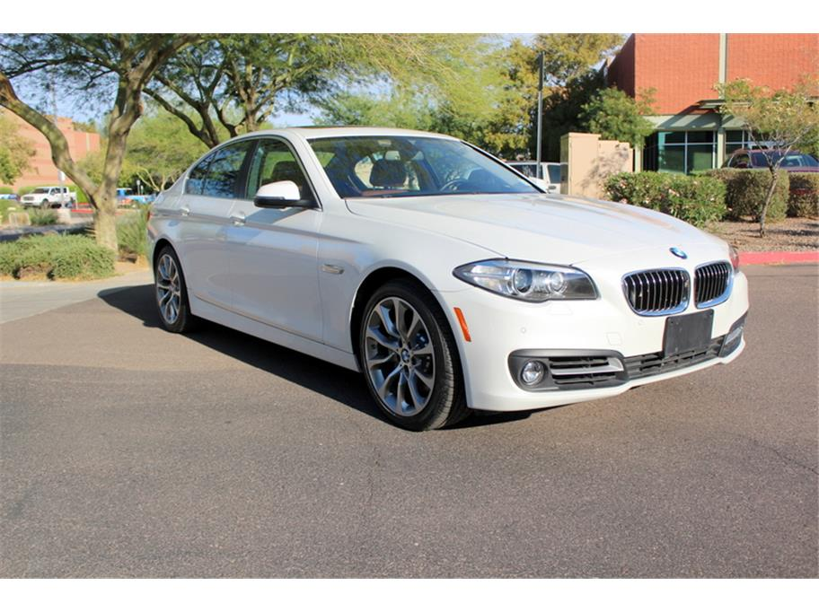 2016 BMW 5 Series from Online Automotive Group