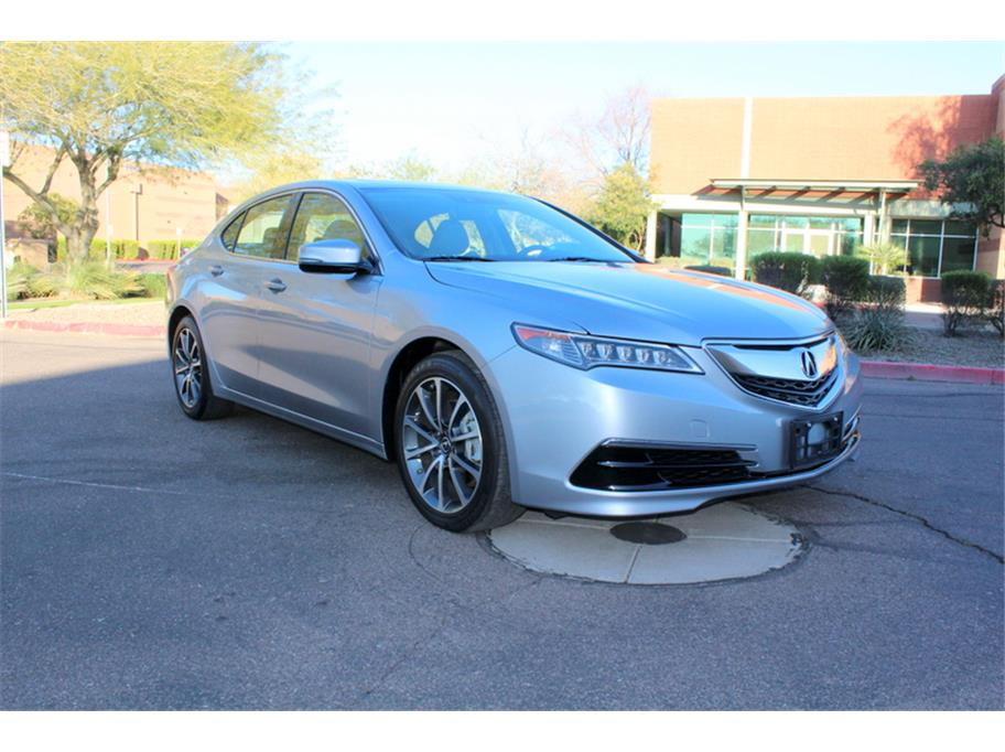 2017 Acura TLX from Online Automotive Group