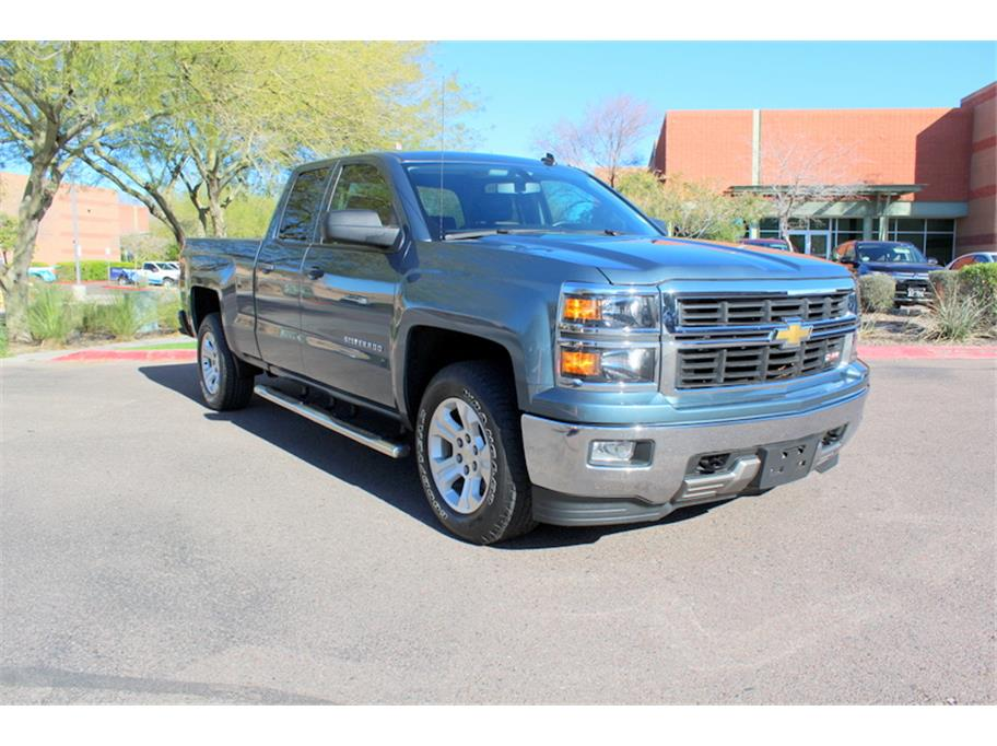 2014 Chevrolet Silverado 1500 Double Cab from Online Automotive Group