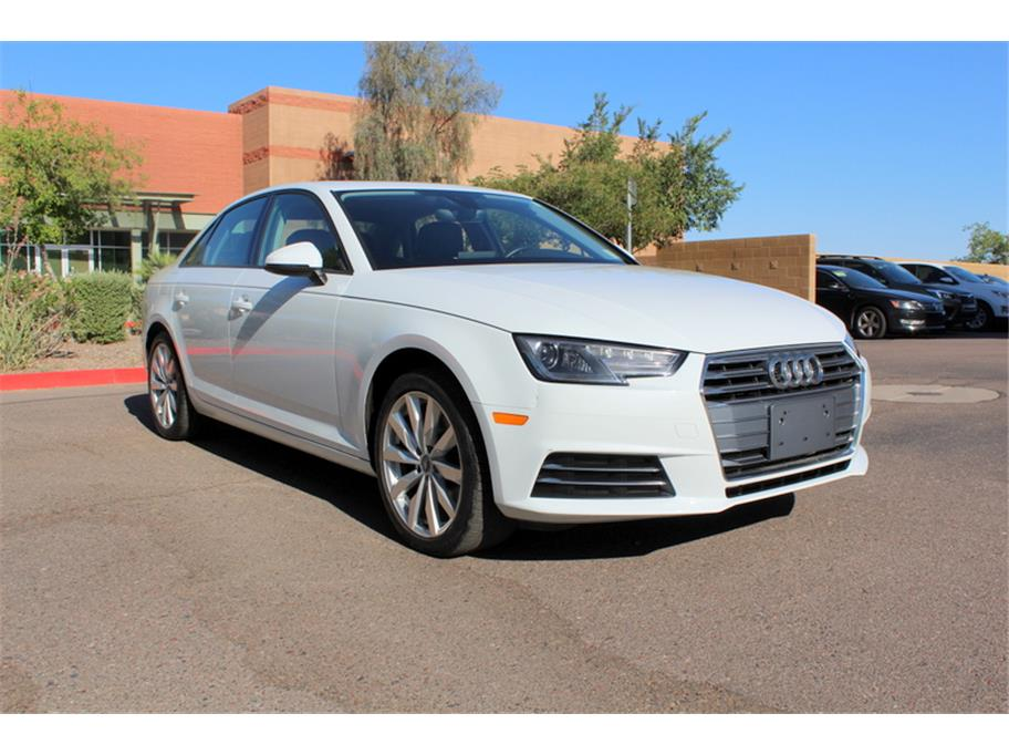 2017 Audi A4 from Online Automotive Group