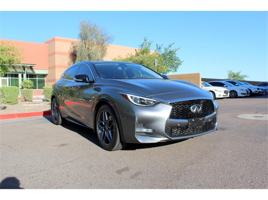 2017 Infiniti QX30 from Online Automotive Group