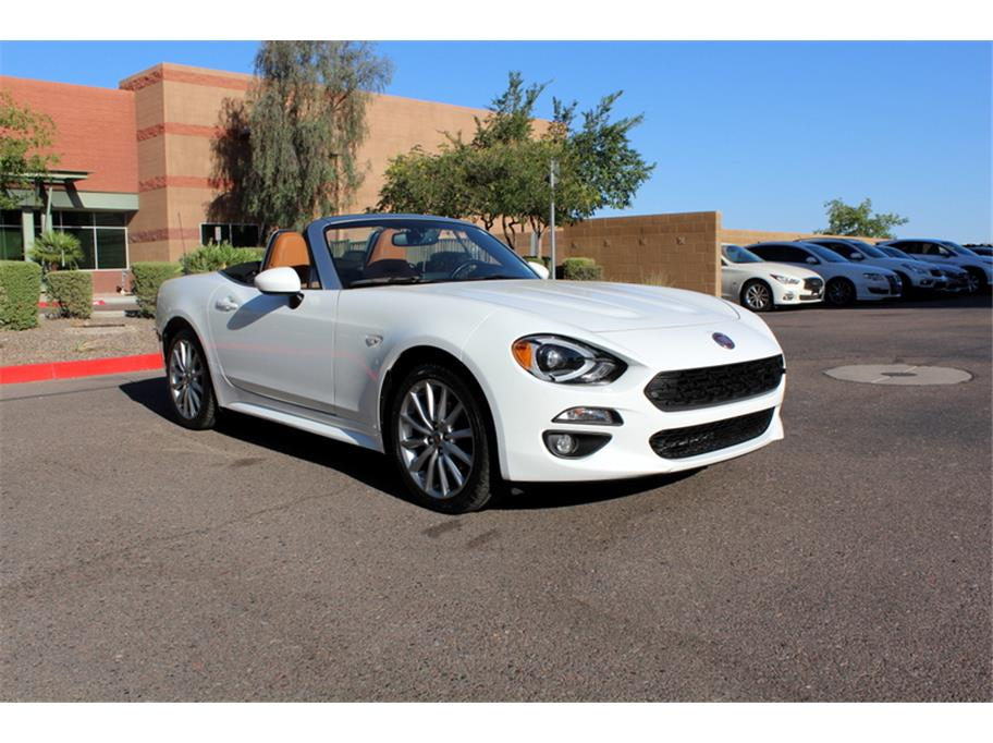 2017 Fiat 124 Spider from Online Automotive Group