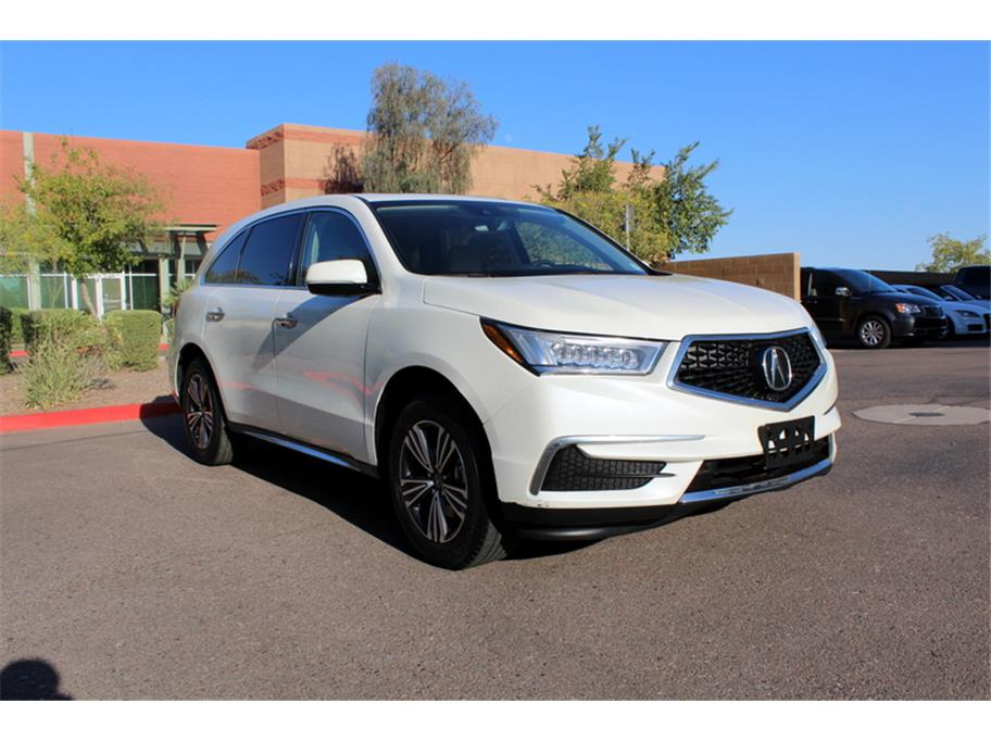 2017 Acura MDX from Online Automotive Group