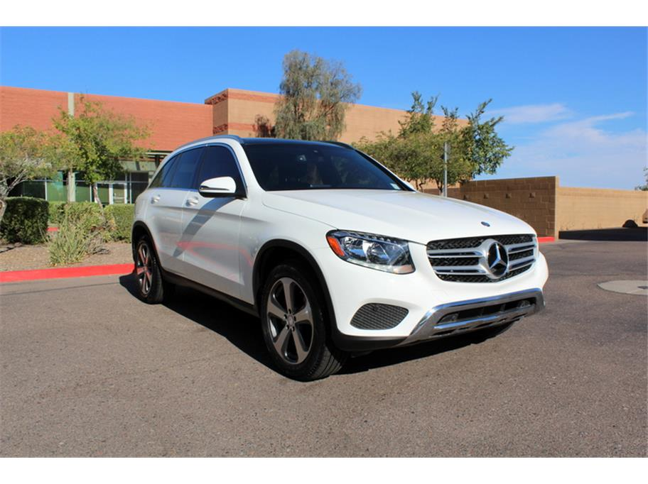 2017 Mercedes-Benz GLC from Online Automotive Group