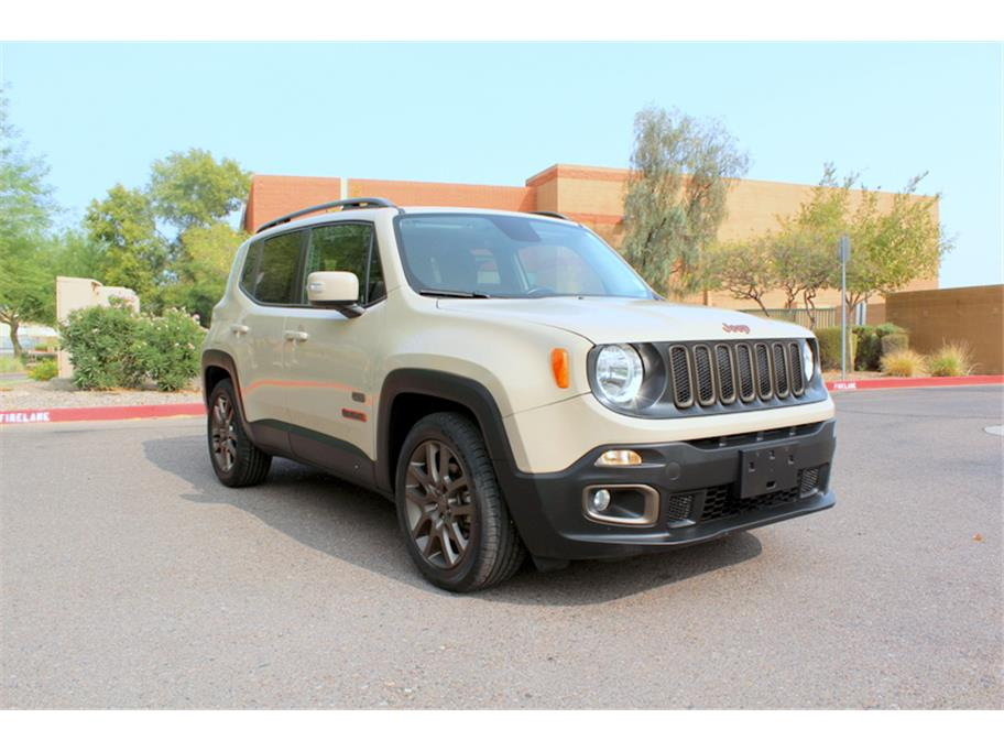 2016 Jeep Renegade from Online Automotive Group