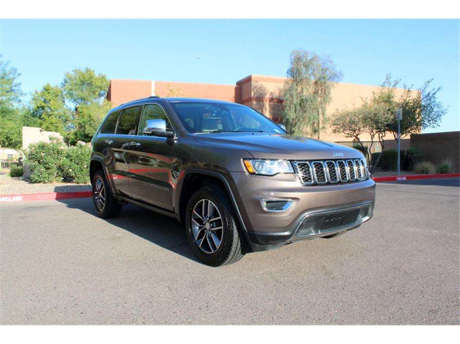 2017 Jeep Grand Cherokee from Online Automotive Group