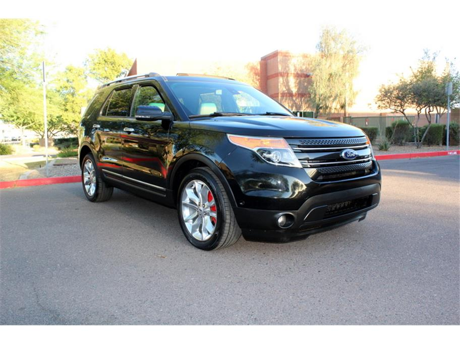 2013 Ford Explorer from Online Automotive Group