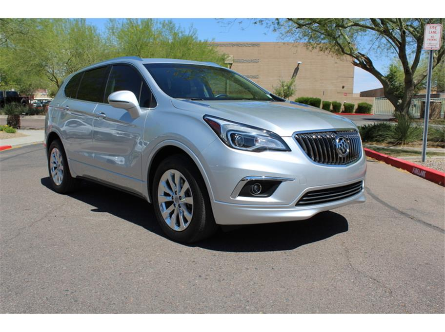 2018 Buick Envision from Online Automotive Group