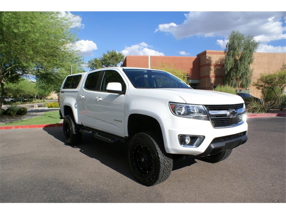 2018 Chevrolet Colorado Crew Cab from Online Automotive Group