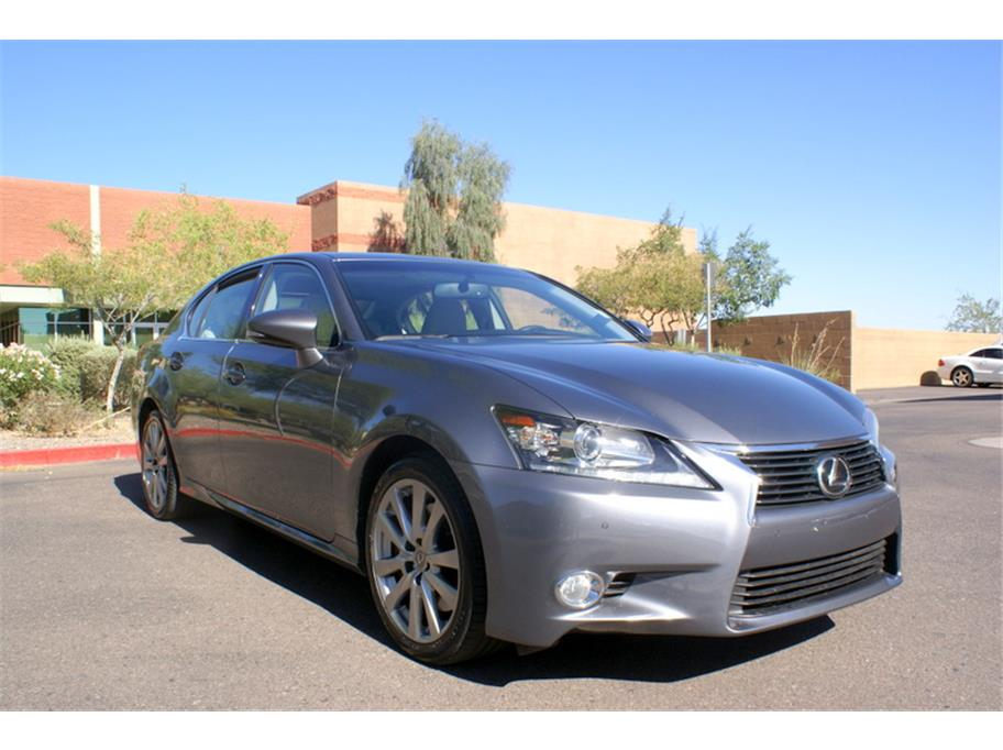 2015 Lexus GS from Online Automotive Group
