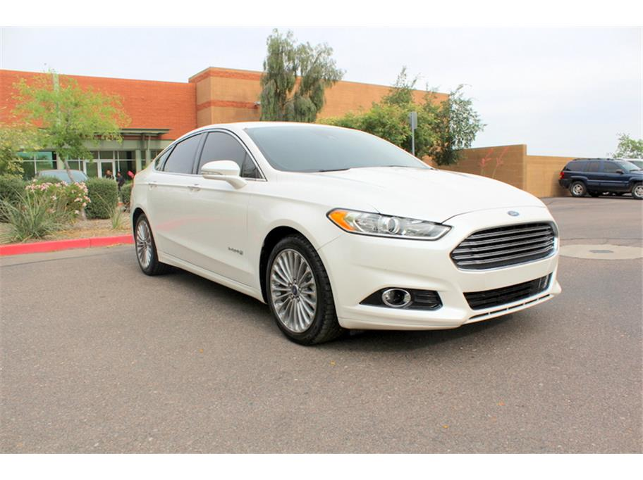 2014 Ford Fusion from Online Automotive Group