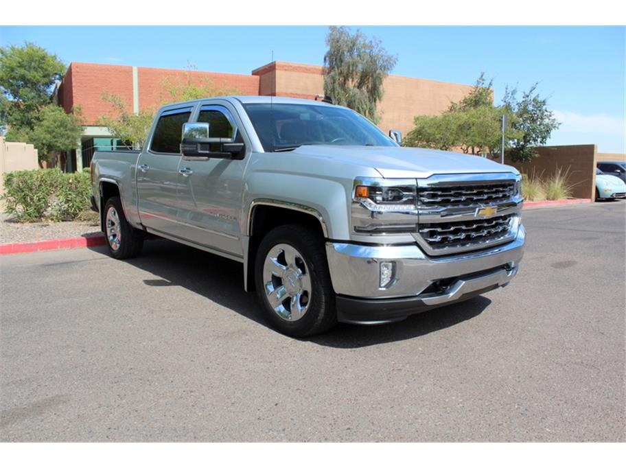 2016 Chevrolet Silverado 1500 Crew Cab from Online Automotive Group