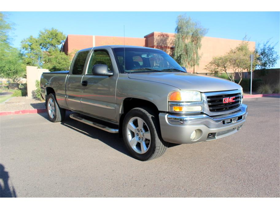 2003 GMC Sierra 1500 Extended Cab from Online Automotive Group