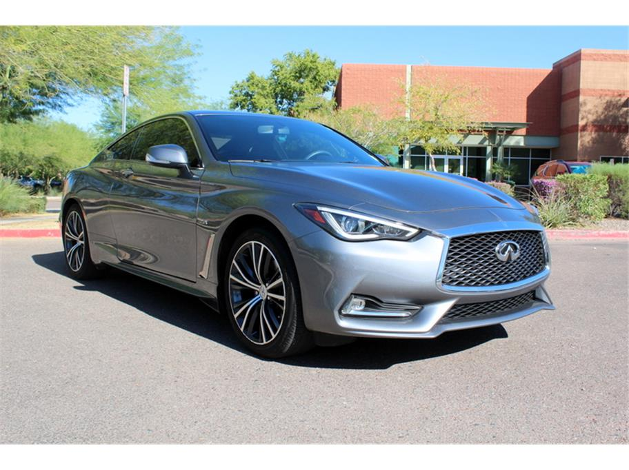 2017 Infiniti Q60 from Online Automotive Group