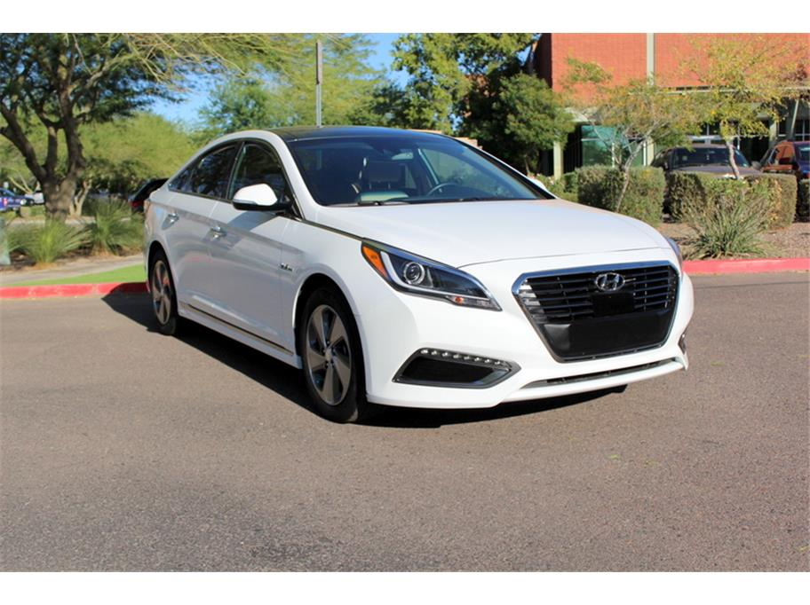 2017 Hyundai Sonata Hybrid from Online Automotive Group