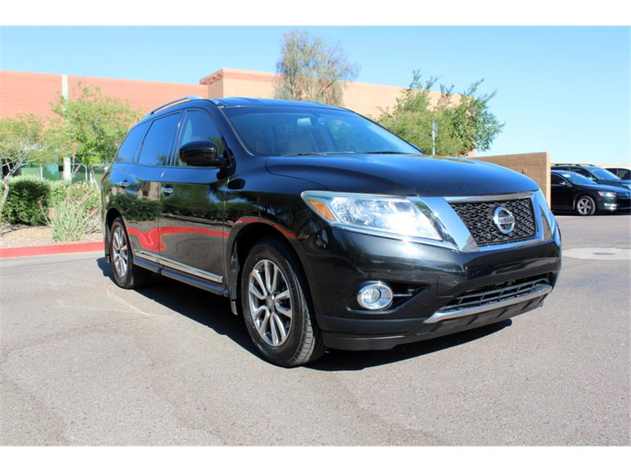 2015 Nissan Pathfinder from Online Automotive Group