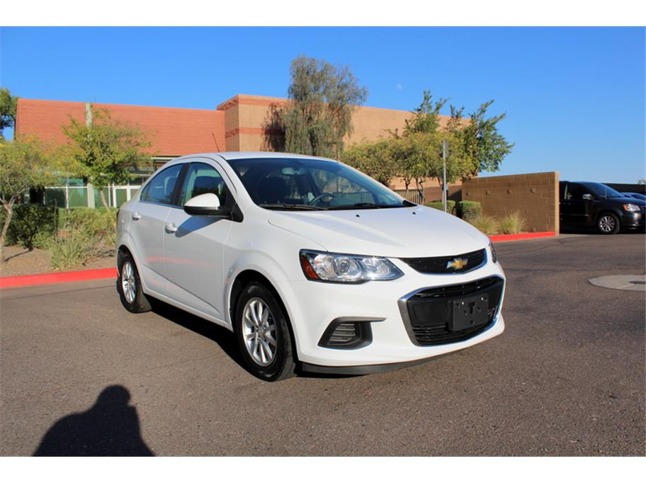 2018 Chevrolet Sonic from Online Automotive Group