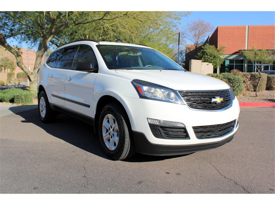 2015 Chevrolet Traverse from Online Automotive Group
