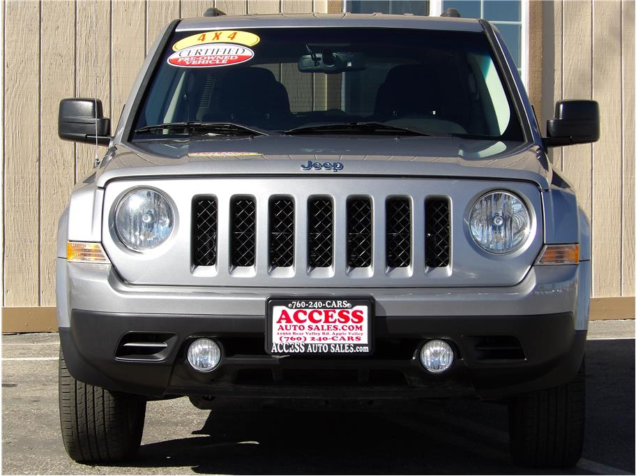 2016 Jeep Patriot from Access Auto Sales