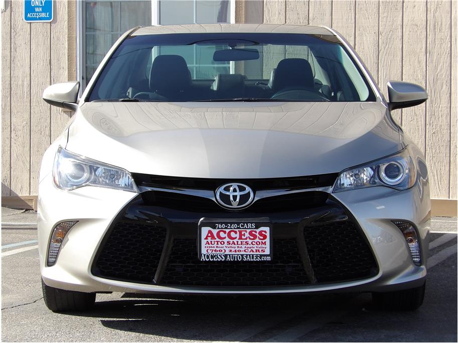 2015 Toyota Camry from Access Auto Sales