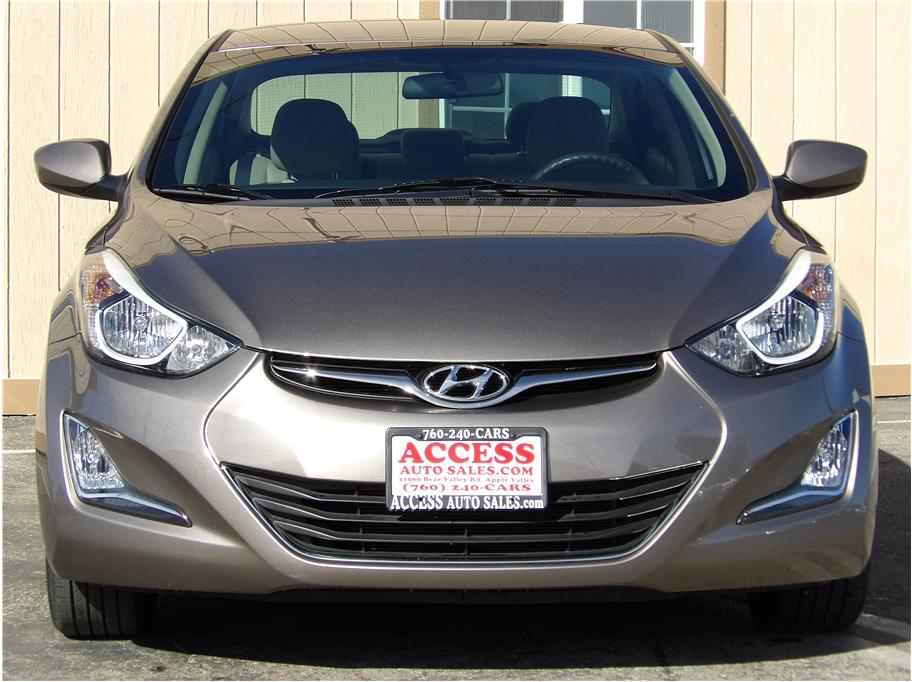 2016 Hyundai Elantra from Access Auto Sales