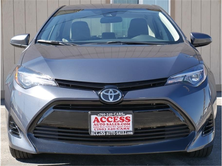 2018 Toyota Corolla from Access Auto Sales