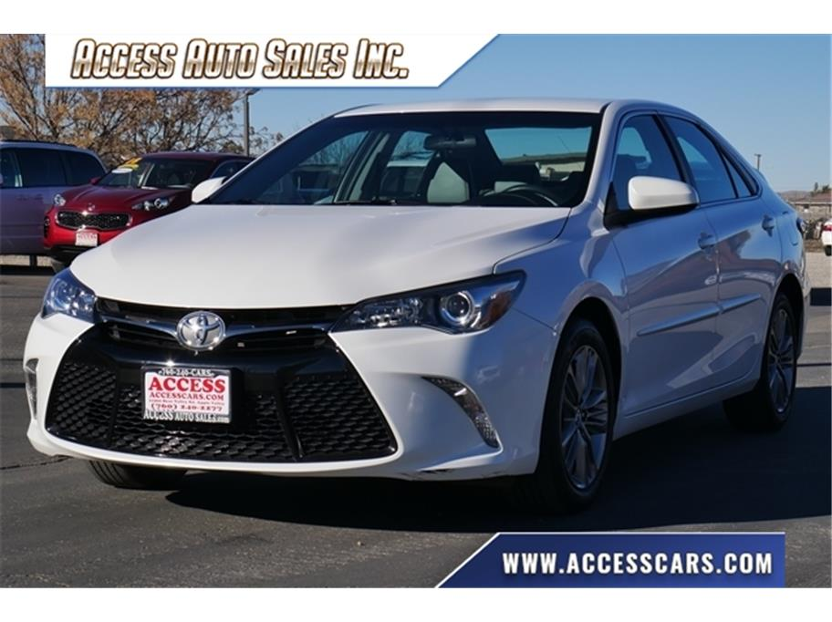 2016 Toyota Camry from Access Auto Sales