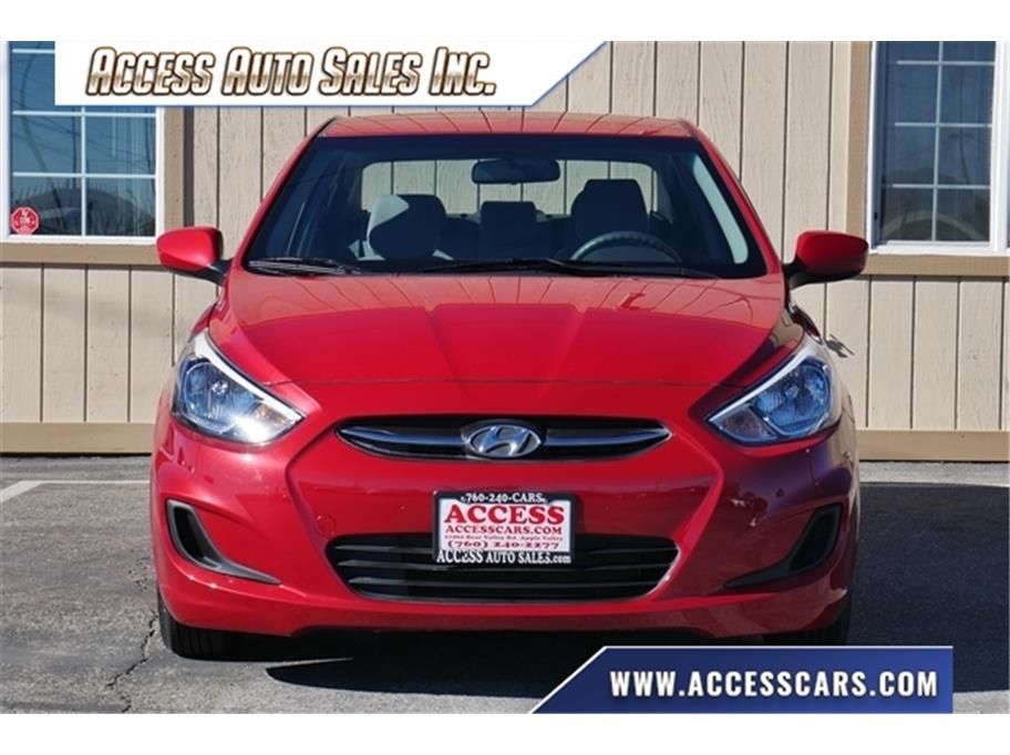 2017 Hyundai Accent from Access Auto Sales