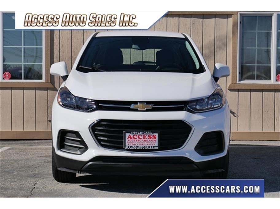 2018 Chevrolet Trax from Access Auto Sales