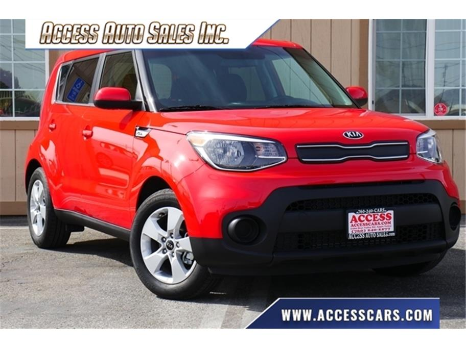 2019 Kia Soul from Access Auto Sales