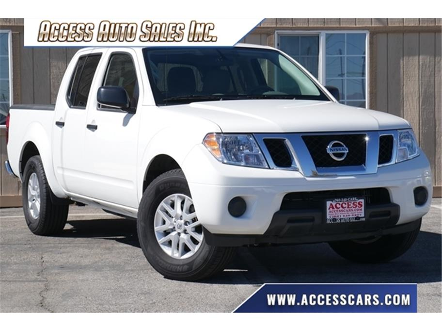 2018 Nissan Frontier Crew Cab from Access Auto Sales