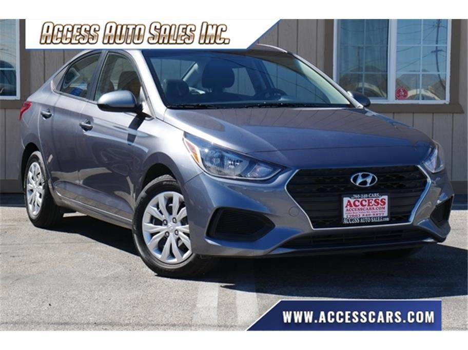 2018 Hyundai Accent from Access Auto Sales