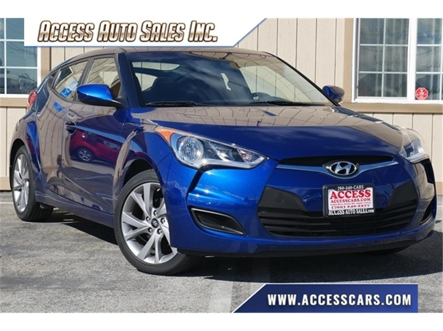 2016 Hyundai Veloster from Access Auto Sales