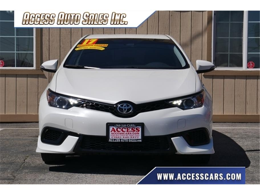 2017 Toyota Corolla iM from Access Auto Sales