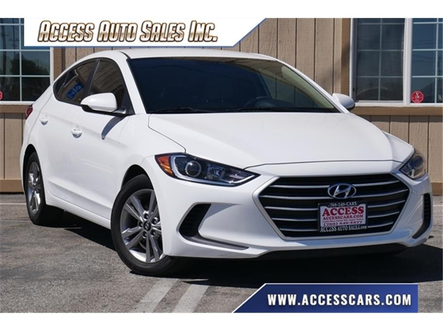 2017 Hyundai Elantra from Access Auto Sales