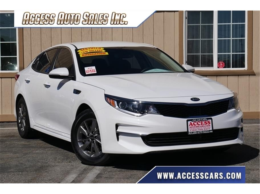 2016 Kia Optima from Access Auto Sales