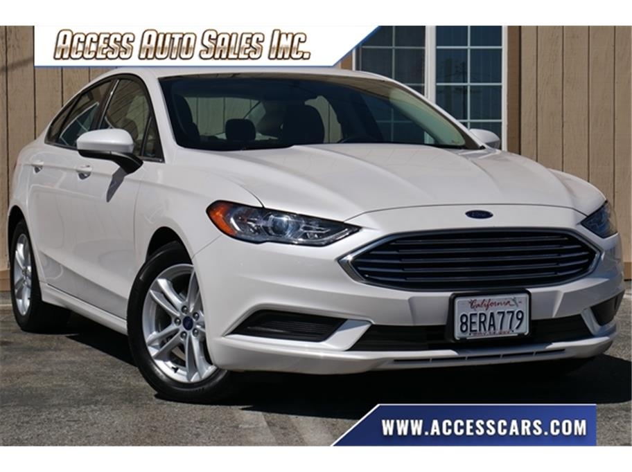 2018 Ford Fusion from Access Auto Sales