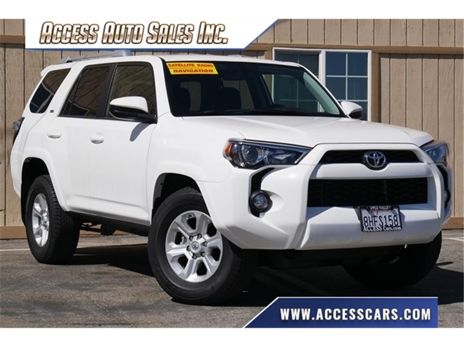 2018 Toyota 4Runner from Access Auto Sales